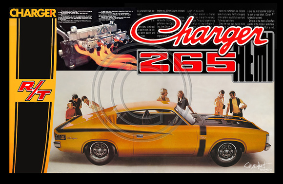Chrysler Charger R/T 1971